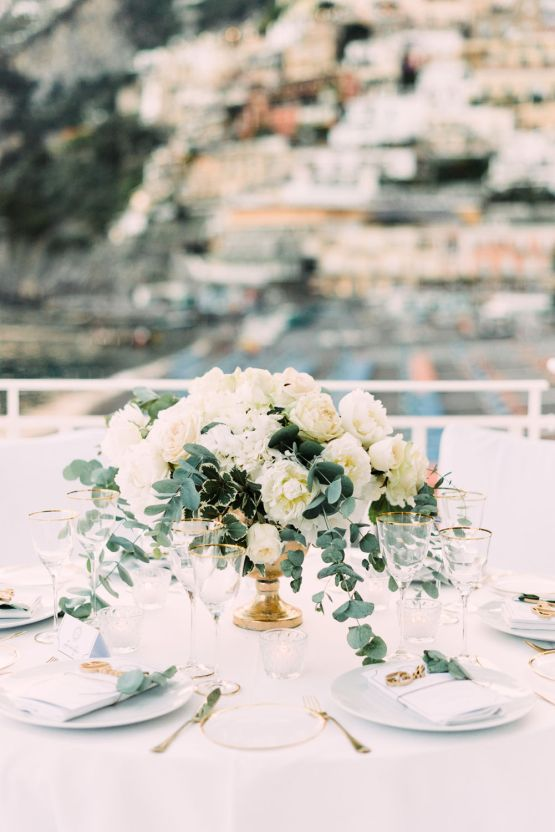 Dramatic Breathtaking Positano Destination Wedding – Lace and Luce Photography 34
