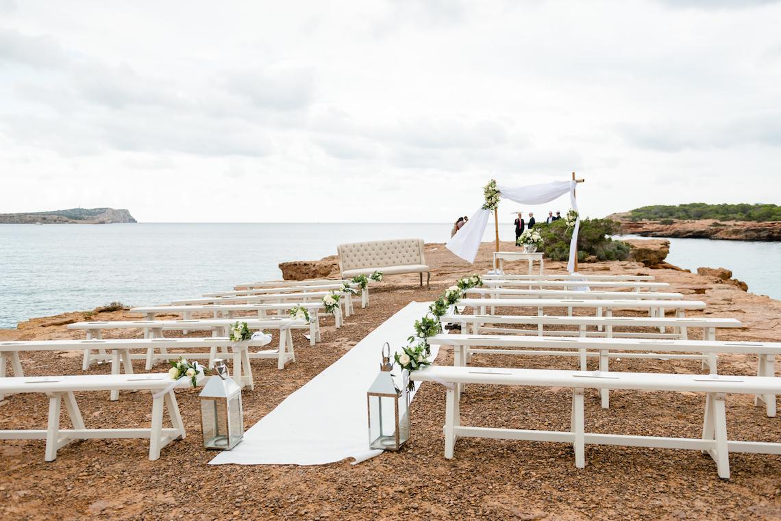 Elegant and Intimate Ibiza Destination Wedding – Gypsy Westwood Photography 2