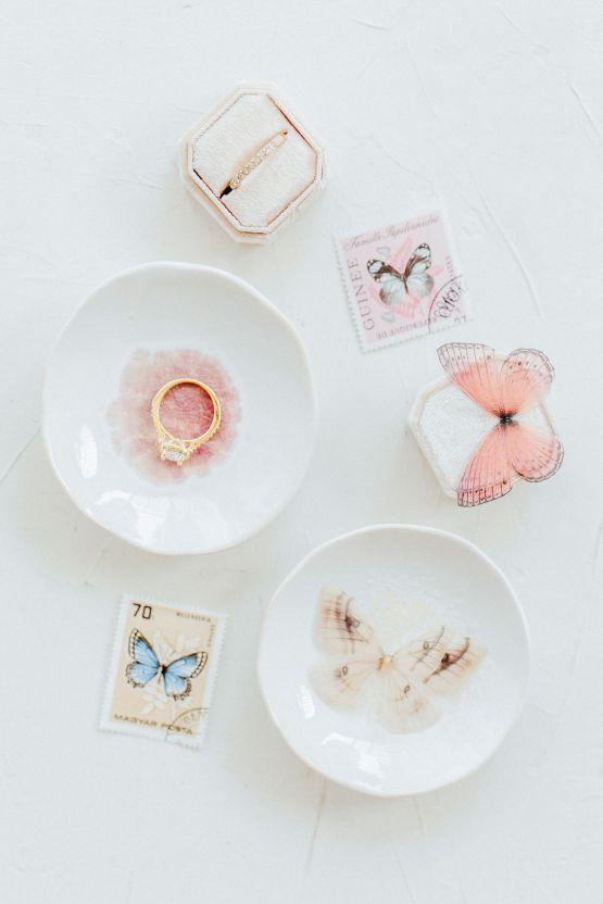 Pretty Butterfly Inspired Wedding Ideas – Anja Schneemann Photography 40