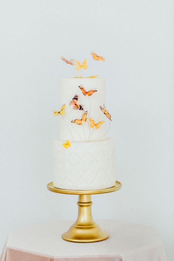 Pretty Butterfly Inspired Wedding Ideas – Anja Schneemann Photography 43