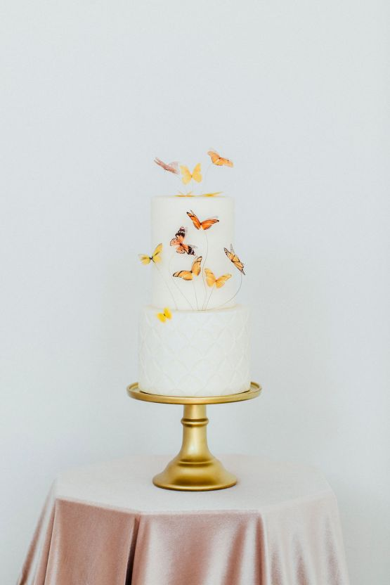 Pretty Butterfly Inspired Wedding Ideas – Anja Schneemann Photography 44