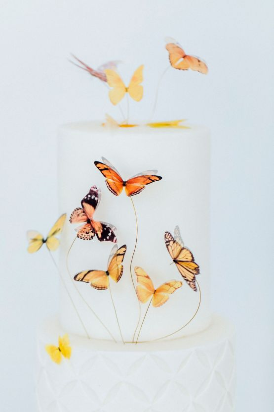 Pretty Butterfly Inspired Wedding Ideas – Anja Schneemann Photography 46