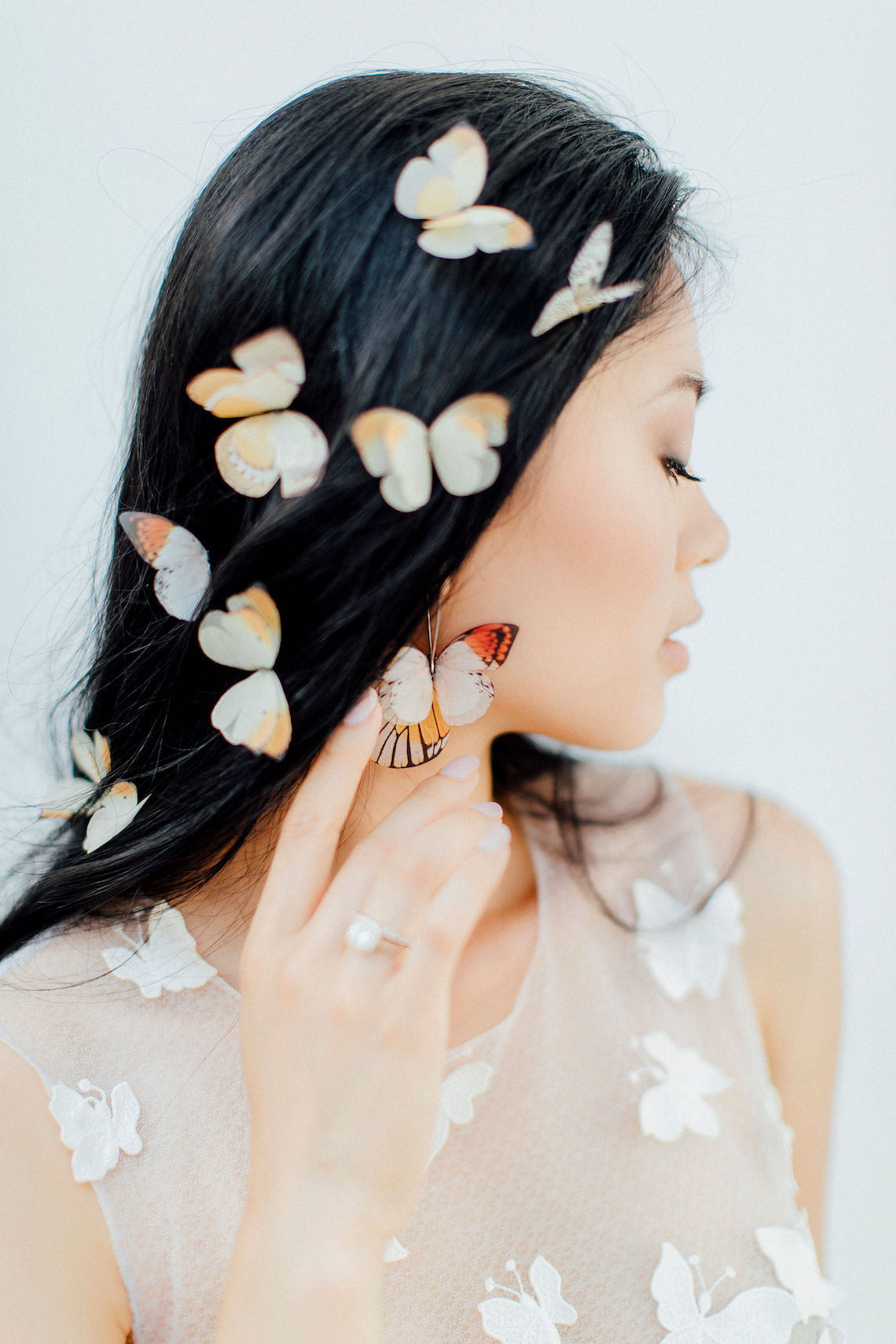 Pretty Butterfly Inspired Wedding Ideas – Anja Schneemann Photography 52