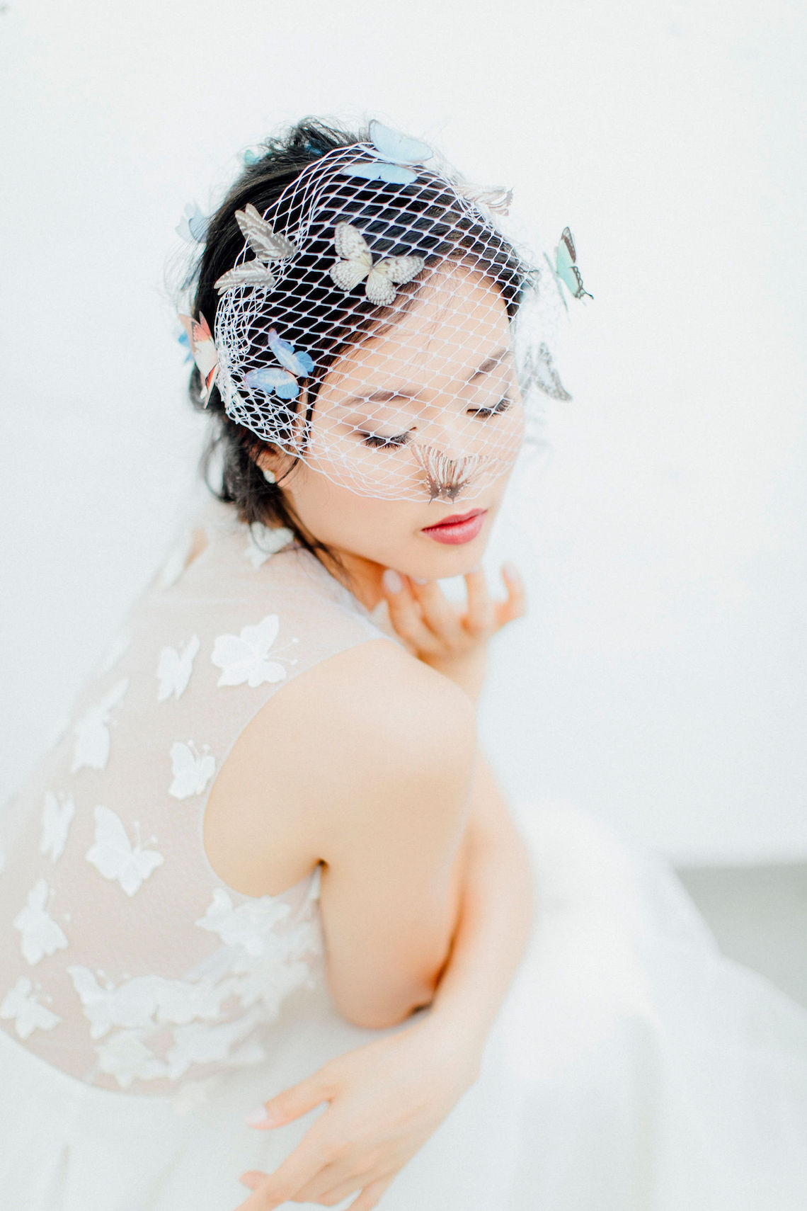 Pretty Butterfly Inspired Wedding Ideas – Anja Schneemann Photography 71