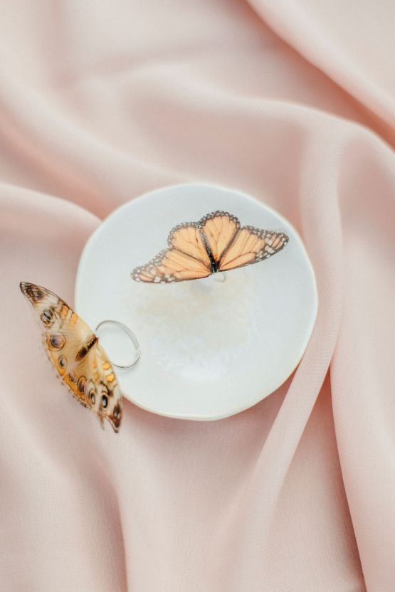 Pretty Butterfly Inspired Wedding Ideas – Anja Schneemann Photography 75