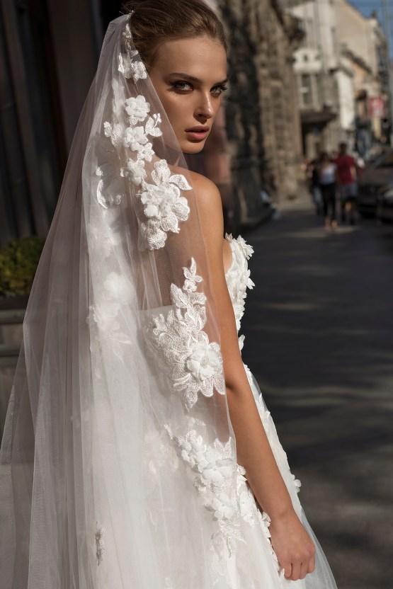 Riki Dalal Amor Wedding Dress Collection – Luna Dress 1