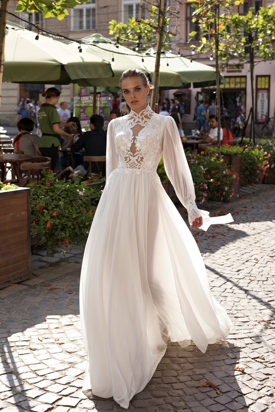 Riki Dalal Amor Wedding Dress Collection – Sol Dress 1