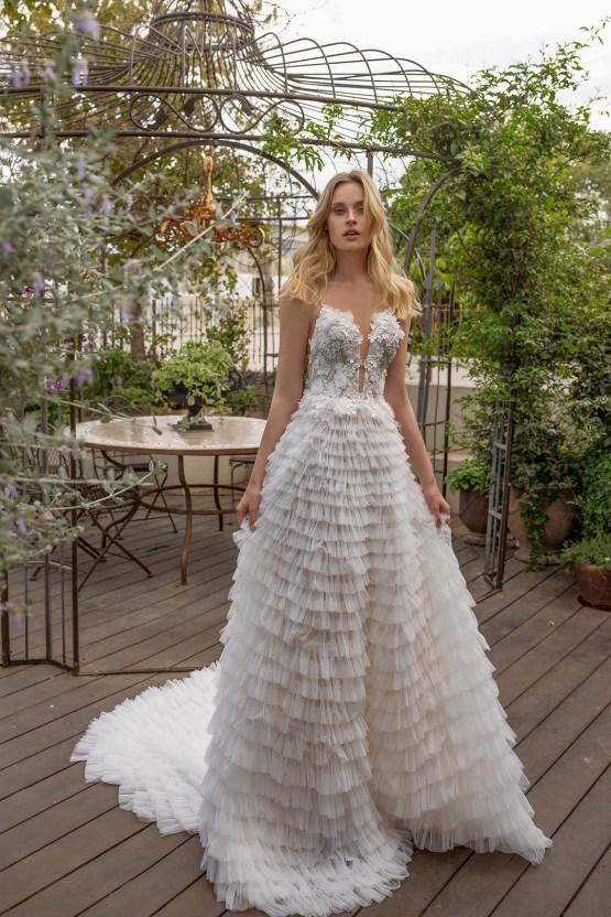 Riki Dalal Diamond Wedding Dress Collection – Holly Dress 1