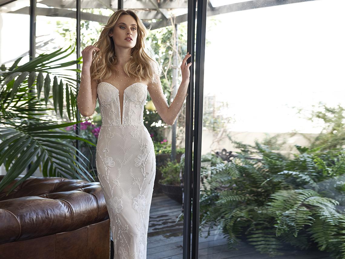 Riki Dalal Diamond Wedding Dress Collection – Jayne Dress 2