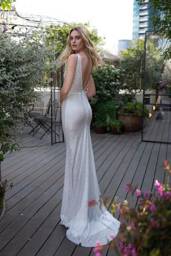 Riki Dalal Diamond Wedding Dress Collection – Laura Dress 1