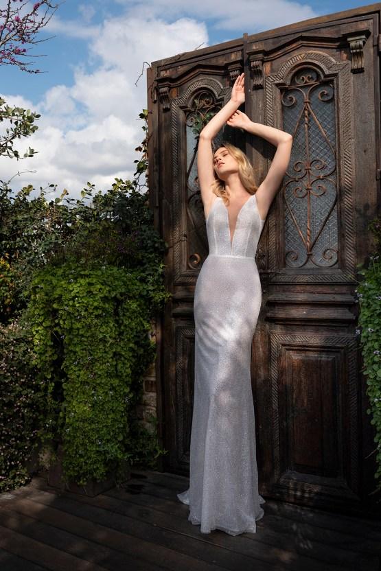 Riki Dalal Diamond Wedding Dress Collection – Laura Dress 2