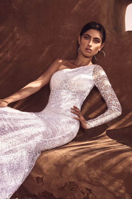 Riki Dalal Diamond Wedding Dress Collection – Melanie Dress 2