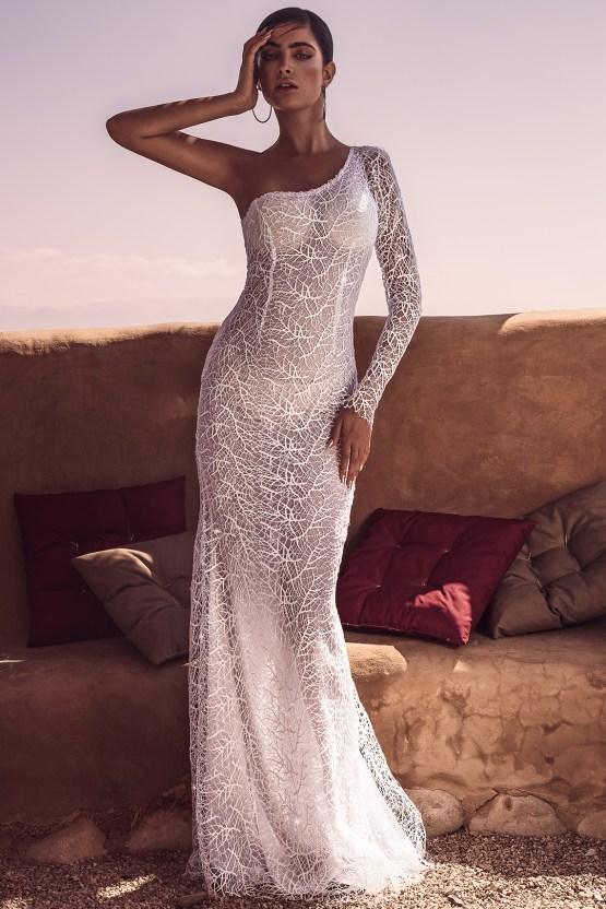 Riki Dalal Diamond Wedding Dress Collection – Melanie Dress 3