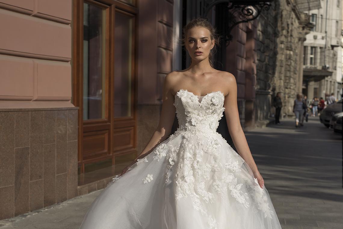 Riki Dalal Wedding Dresses – Amor Collection – Luna Gown 1