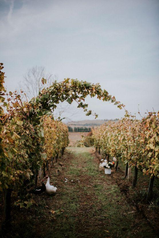 Romantic Vintage Italian Winery Wedding Inspiration – Giulia Santarelli 23