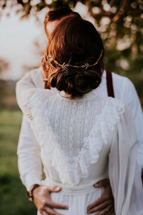 Romantic Vintage Italian Winery Wedding Inspiration – Giulia Santarelli 36
