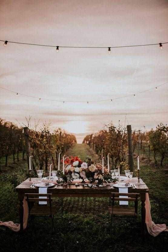 Romantic Vintage Italian Winery Wedding Inspiration – Giulia Santarelli 39