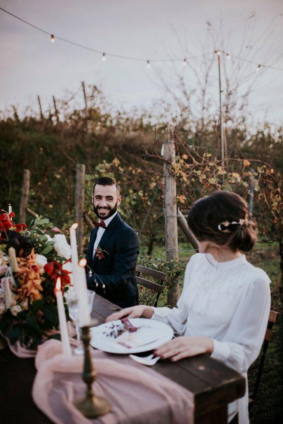 Romantic Vintage Italian Winery Wedding Inspiration – Giulia Santarelli 40
