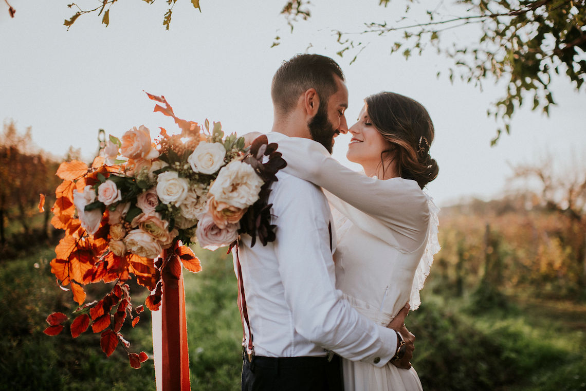 Romantic Vintage Italian Winery Wedding Inspiration – Giulia Santarelli 7