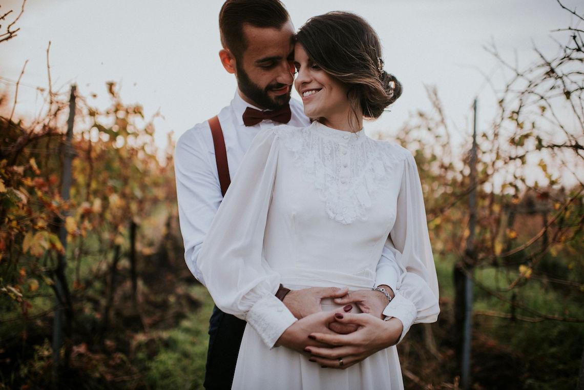 Romantic Vintage Italian Winery Wedding Inspiration – Giulia Santarelli 8