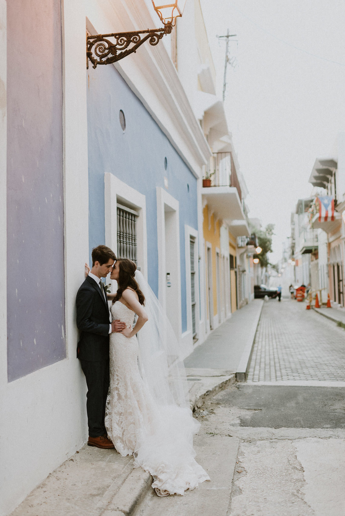 Romantic and Historic San Juan Puerto Rico Wedding – Violet Short Photography 24