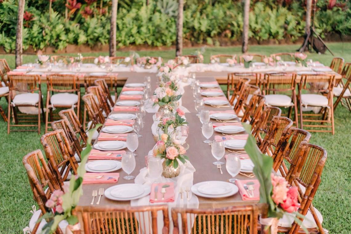 Tropical Maui Lava Field Wedding – Marlayna Photography 17