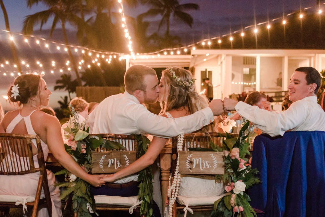 Tropical Maui Lava Field Wedding – Marlayna Photography 20