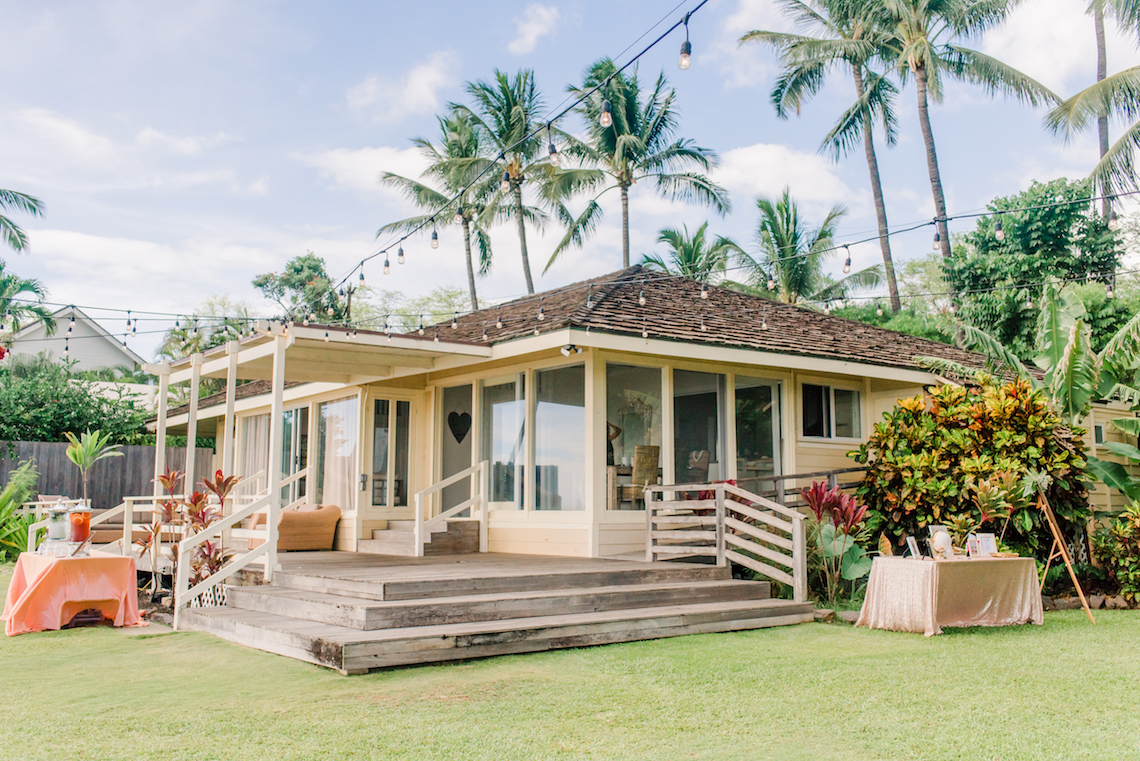 Tropical Maui Lava Field Wedding – Marlayna Photography 3