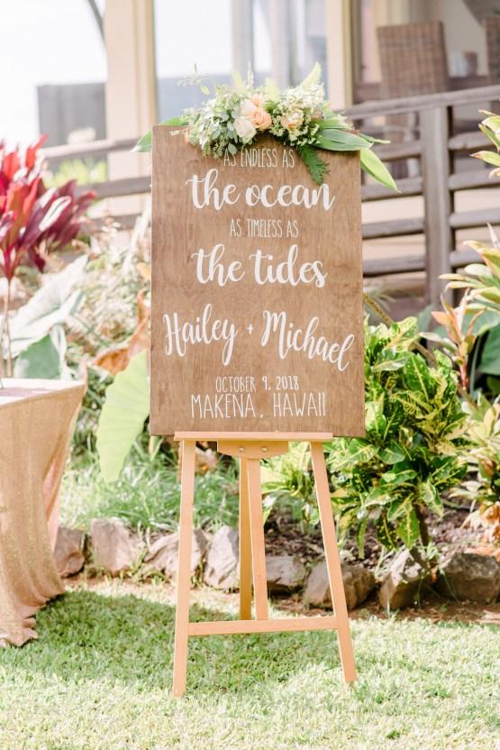 Tropical Maui Lava Field Wedding – Marlayna Photography 31