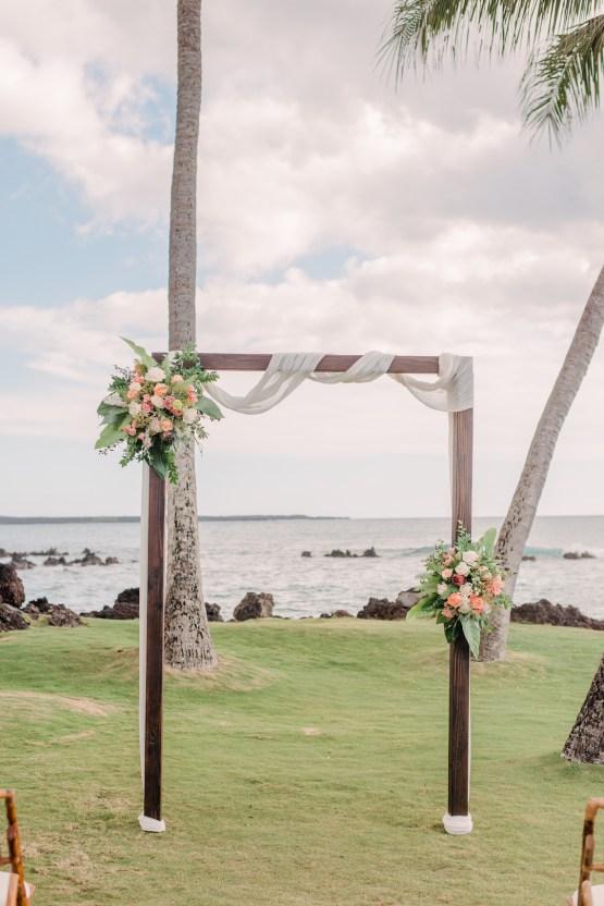 Tropical Maui Lava Field Wedding – Marlayna Photography 41