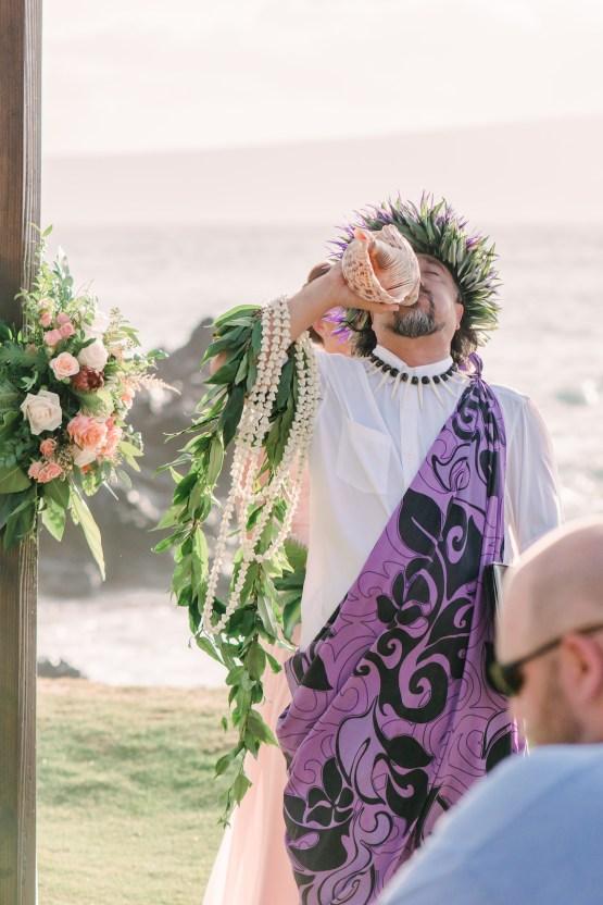 Tropical Maui Lava Field Wedding – Marlayna Photography 45