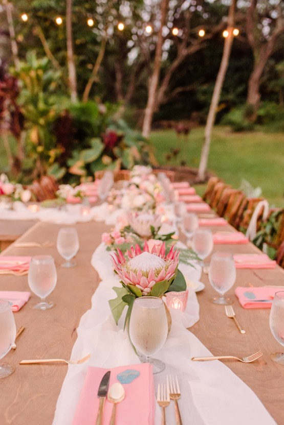 Tropical Maui Lava Field Wedding – Marlayna Photography 59