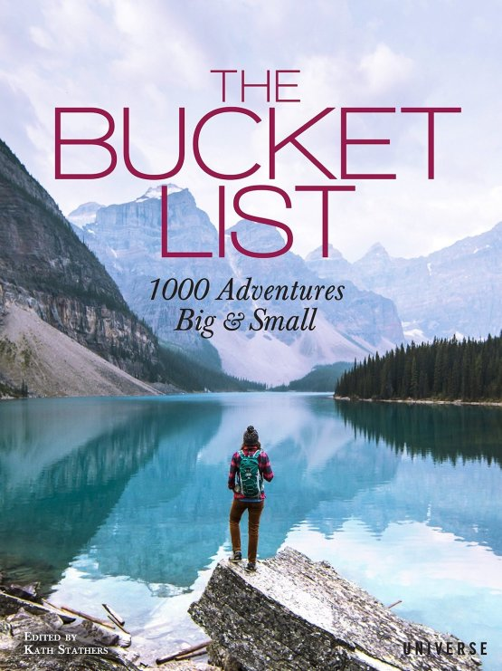 Amazon Wedding Gift Registry – Adventure Book Bucklet List