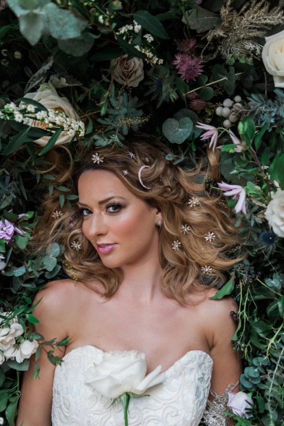 Celestial Stars and Moons Ballerina Bridal Inspiration – Amanda Karen Photography 18