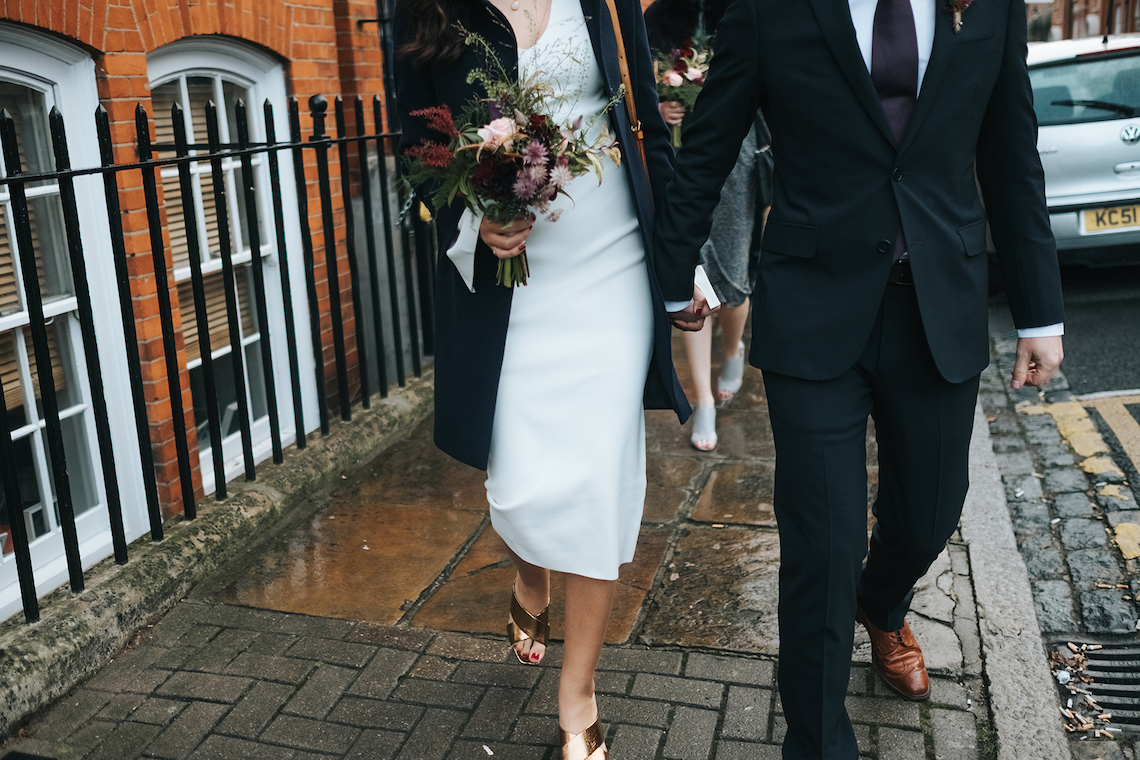 City Chic London Town Hall Winter Wedding – Miss Gen Photography 1