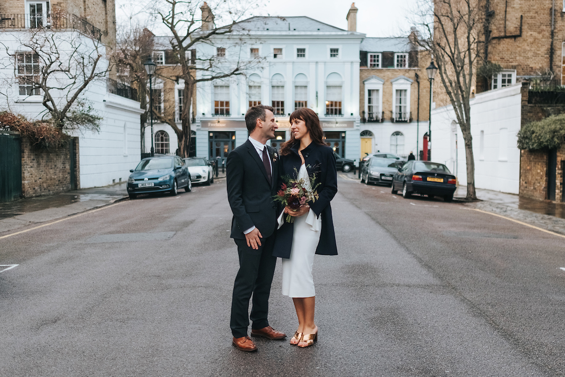 City Chic London Town Hall Winter Wedding – Miss Gen Photography 13