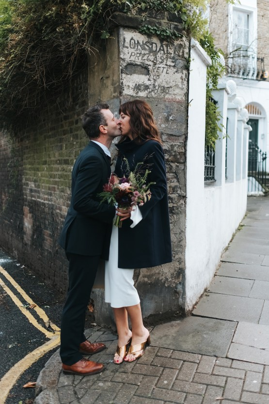 City Chic London Town Hall Winter Wedding – Miss Gen Photography 29