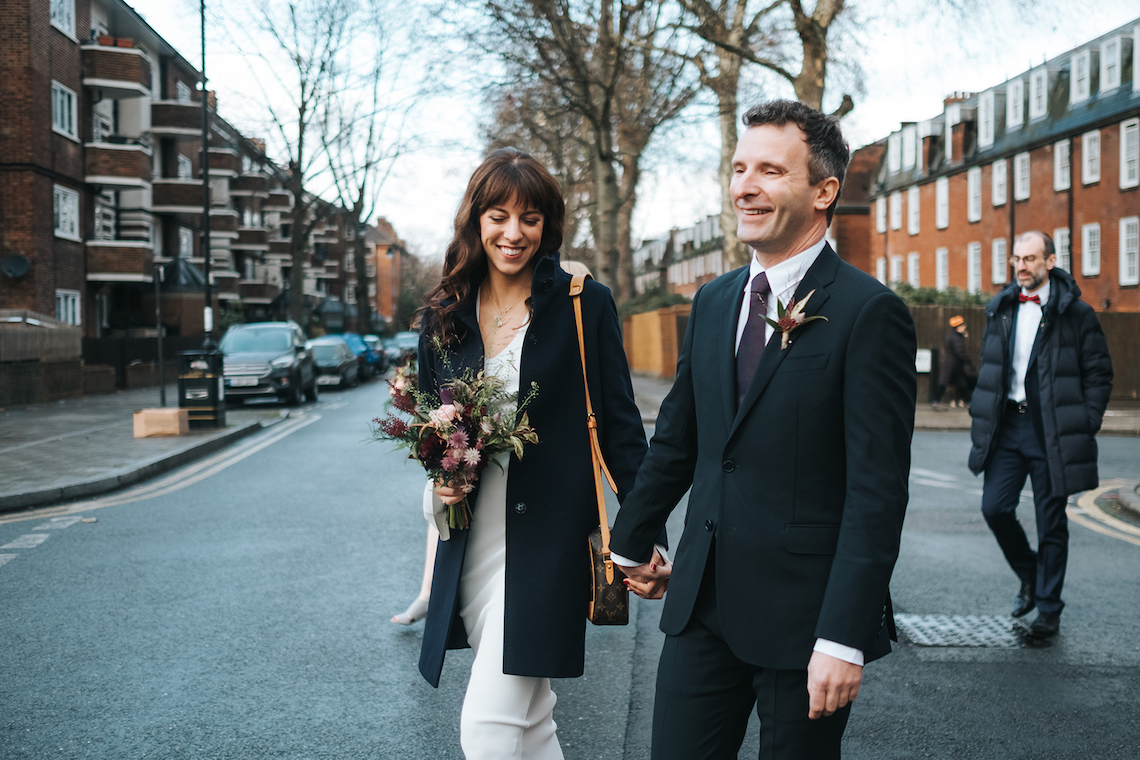 City Chic London Town Hall Winter Wedding – Miss Gen Photography 3