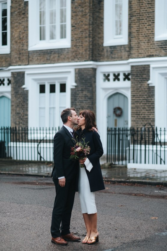 City Chic London Town Hall Winter Wedding – Miss Gen Photography 31