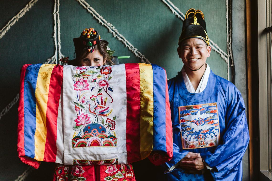 Modern Multicultural Korean Jewish Brooklyn New York Wedding – Eric Floberg – Jayne Weddings and Events 14