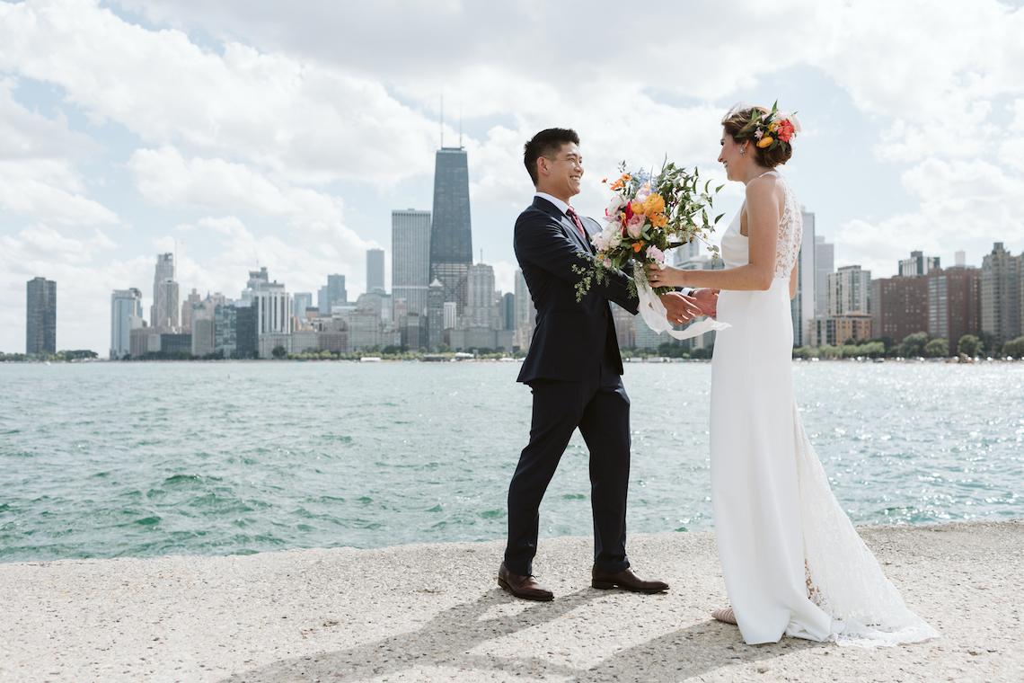 Modern Multicultural Korean Jewish Brooklyn New York Wedding – Eric Floberg – Jayne Weddings and Events 3