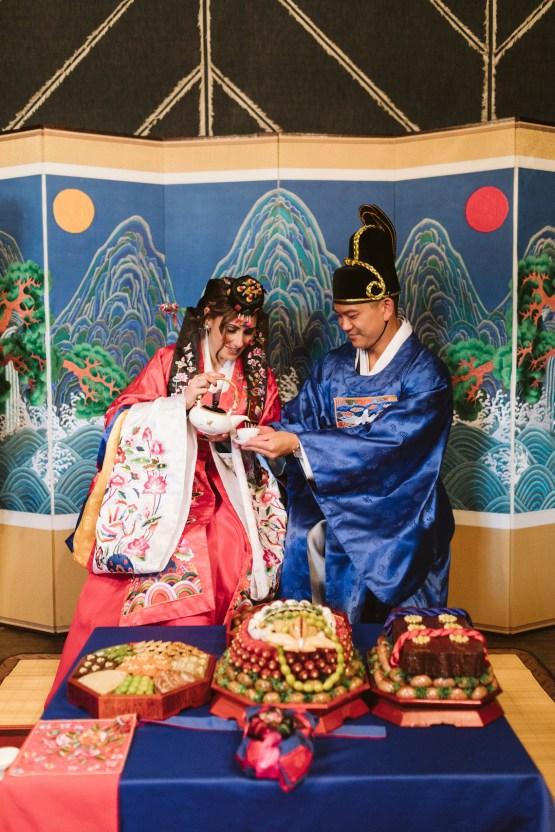 Modern Multicultural Korean Jewish Brooklyn New York Wedding – Eric Floberg – Jayne Weddings and Events 49