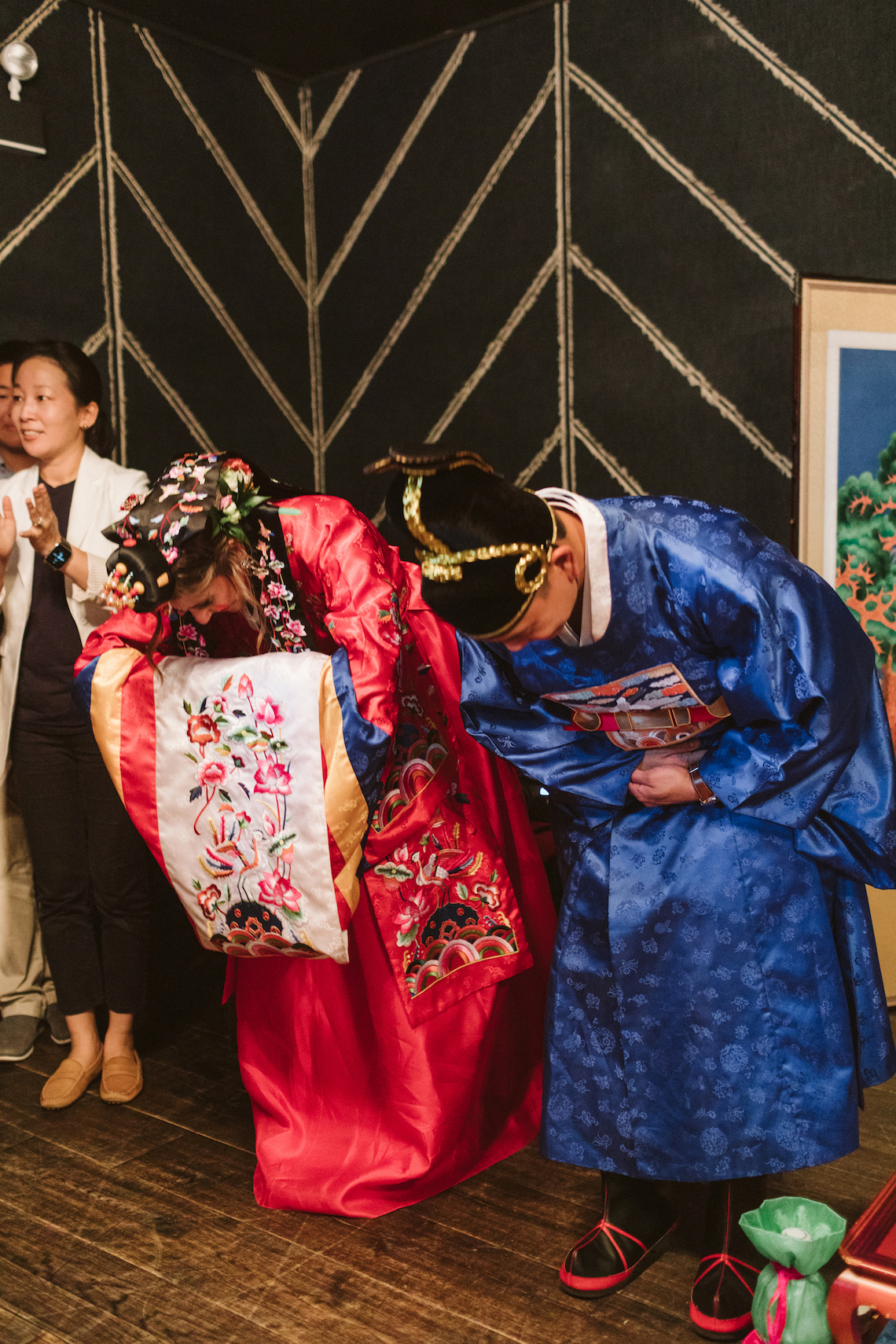 Modern Multicultural Korean Jewish Brooklyn New York Wedding – Eric Floberg – Jayne Weddings and Events 51