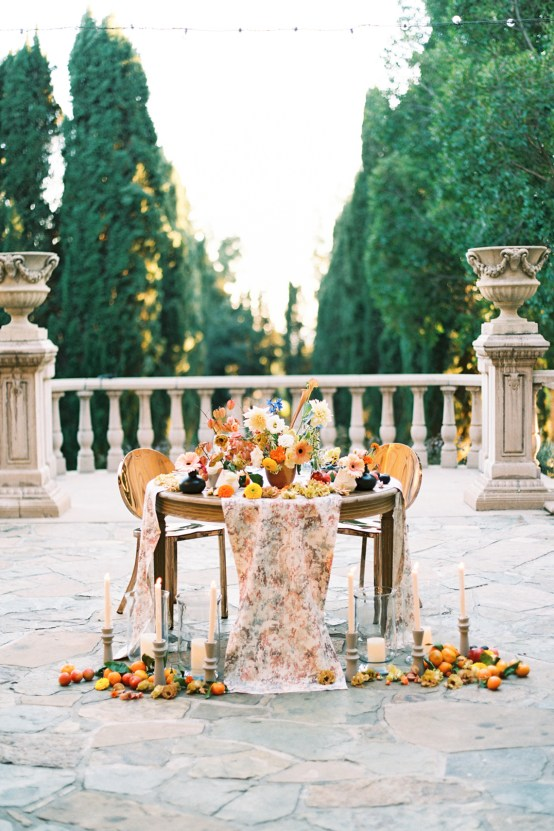 Persimmon and Pomegranate – Warm Rustic Wedding Ideas – Aiza Photography 34