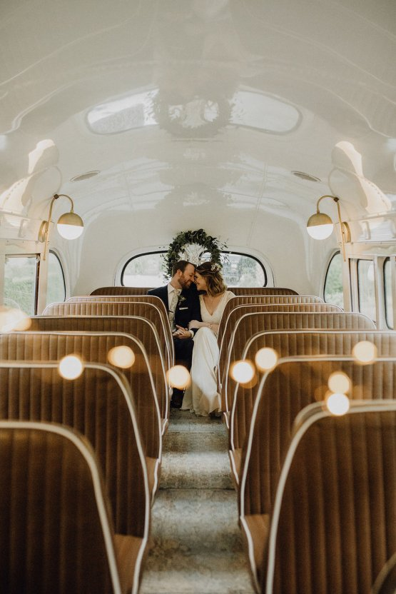 Quirky Vintage Food Truck Wedding Filled With Details – Amanda Rose Weddings – Kara Quinn Photography 36