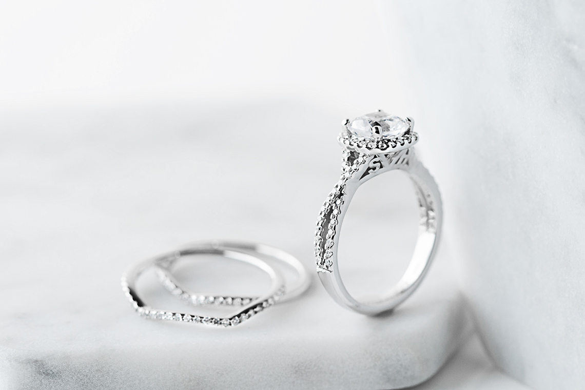 Romantic Vintage Inspired Eco Friendly MiaDonna Engagement Rings – Eternal-WS-Lifestyle-02