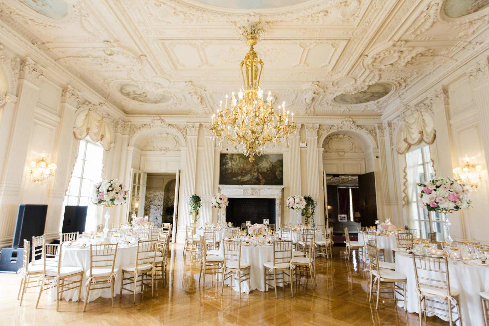 Rosecliff Wedding Venue Rhode Island – Cly by Matthew 3