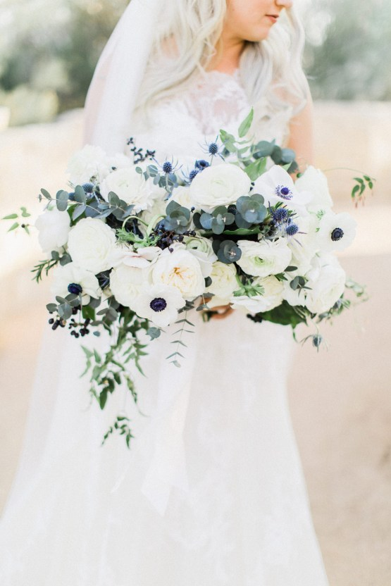 Rustic Blue Las Vegas Desert Wedding – Susie and Will 41
