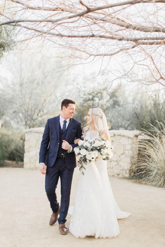 Rustic Blue Las Vegas Desert Wedding – Susie and Will 45