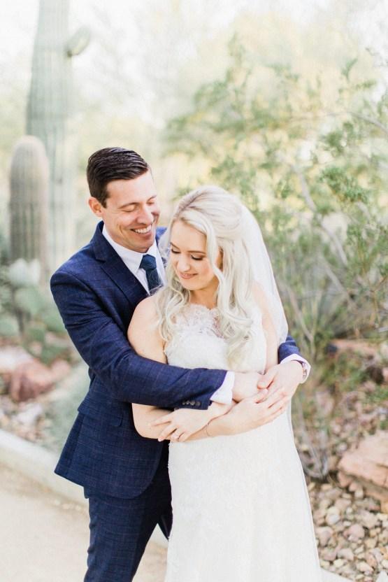 Rustic Blue Las Vegas Desert Wedding – Susie and Will 47
